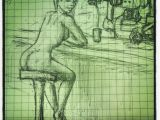 Drawings Of Girl Robots Drawing Nude Girl Robot Sketch Robots Pinterest Drawings