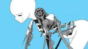 Drawings Of Girl Robots Pin by Shea On Art Robot Girl Drawing Base Robot