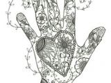 Drawings Of Hands In A Heart 46 Best Doodles Hands Images Mandalas Fatima Hand Evil Eye