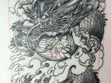 Drawings Of Japanese Dragons Tattoo Dragon Tattoos Tattoo Designs Sleeve Tattoos