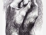 Drawings Of Lovers Holding Hands Escobozo De Mano Drawing Kunst Gemalde Aquarell