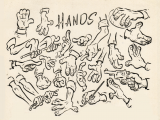 Drawings Of Old Hands How to Draw Hands Cartooning Figure Hands Drawings Cartoon