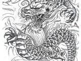 Drawings Of oriental Dragons 50 Tatuagens De Dragaµes Semana oriental Alex Tatuajes