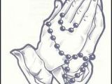 Drawings Of Praying Hands with Rosary 47 Best Praying Hands Images Praying Hands Tattoo Tattoo Sleeves