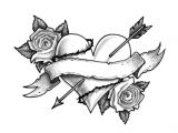 Drawings Of Roses and Banners Get the Best Tattoo You Want From Printable Tattoo Designs Free