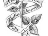 Drawings Of Roses and Banners Pin by Rachel Hill On Tattoos Tattoos Rose Tattoos Tattoo Drawings
