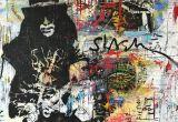 Drawings Of Roses with Guns Slash Art Guns and Roses Nick Twaalfhoven Nick Twaalfhoven Art