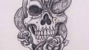 Drawings Of Skulls and Roses and Snakes Pin Von Such Dir Einen Namen Aus Auf Tattoo Pinterest