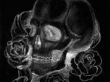 Drawings Of Sugar Skulls and Roses Skull with Roses Skulls Grim Reapers Etc Skull Skull