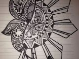 Drawings Of Tribal Flowers Quick Sketch Of Mine I Incorporated the Filipino Sun because I Am