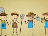 Dry Erase Draw Figures that Become Animated 2d Stick Figure Animation Of Cowtribe Stick Figure