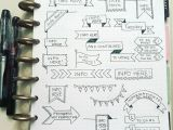 Easy Banner Drawing I M Still Working On Resource Pages for My Bulletjournal