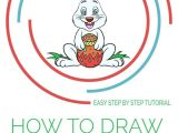 Easy Bunny Pictures to Draw How to Draw An Easter Bunny Sketchnotes Zeichnen