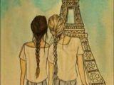 Easy Cute Bff Drawings 33 Best Friend Drawings Images Best Friend Drawings