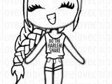 Easy Cute Bff Drawings Chibi P and Do the Harlem Shake Cute Cartoon Drawings