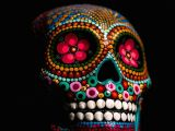 Easy Day Of the Dead Skull Drawings Day Of the Dead Sugar Skull Meaning origin and Symbol