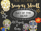 Easy Day Of the Dead Skull Drawings Sugar Skulls Day Of the Dead Art Ideas Deep Space Sparkle