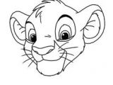 Easy Draw King 12 Best H T D S I M B A Images How to Draw Simba Lion