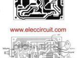Easy Draw Pcb 50w Ocl Main Amplifier Using Lf351 2n3055 Mj2955 Pcb Diy