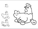 Easy Drawing Cartoons Animals Easy to Draw Cartoon Farm Animals Drawing Lessons Drawings Easy