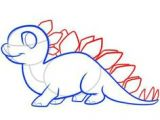 Easy Drawing for 12 Year Olds Tutorial How to Draw A Dinosaur for Kids This is A Simple Lesson