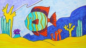 Easy Drawing for Class 2 Thrive Online Art Classes for Kids Beginner Program