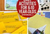 Easy Drawing Ideas for 8 Year Olds Ten Easy Activities for 6 10 Year Olds Fun Activities to Do with