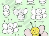 Easy Drawing Ideas for Kindergarten 105 Best Draws Like A Kindergartner Images Day Care Preschool