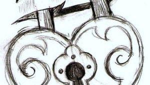 Easy Drawing Key Things to Draw Easy Key and Lock Drawings Prslide Com