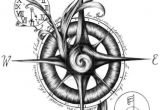 Easy Drawing Of Compass Tattoo Compass Drawing Design Deviantart 25 Ideas