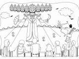 Easy Drawing Of Ravana Swati Pandey Ezeeswati On Pinterest