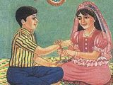 Easy Drawing Raksha Bandhan Raksha Bandhan A Unique Bond Of Love Hindu Sthan Sanathana Dharma