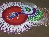 Easy Drawing Rangoli Peacockrangoli Json A Github