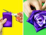 Easy Drawing Tricks 5 Minute Crafts 19 Wonderful Flower Crafts to Make In 5 Minutes Youtube