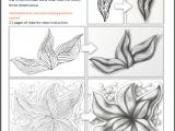 Easy Drawing Zentangles Auraleahsample02 Draw Zentangle Zendala Tangle Doodle