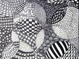 Easy Drawing Zentangles totally Easy Zentangle Art Doodling Pinterest Drawings