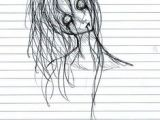 Easy Drawing Zombie Face 482 Best Creepy Drawings Images Creepy Drawings Drawings Creepy Art