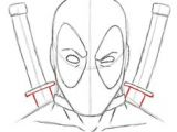 Easy Drawings Deadpool 21 Best Deadpool Drawings Images Joker Art Comic Art Joker Batman