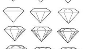 Easy Drawings Diamond 85 Best Diamond Images Diamond Drawing Diamond Sketch Drawing