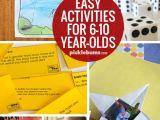 Easy Drawings for 20 Year Olds Ten Easy Activities for 6 10 Year Olds Fun Activities to Do with
