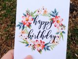 Easy Drawings for Your Mom S Birthday Happy Birthday Card Print Birthday Pinterest Happy Birthday