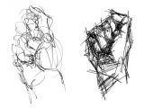 Easy Drawings Human form What Does It Mean to Do A Gestural Drawing