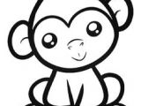 Easy Drawings Monkey 8 Best Drawing Images On Pinterest Drawing Techniques Pencil