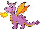 Easy Drawings Of Dragons Breathing Fire Cute Cartoon Dragon Breathing Fire Cute Small Dragon by Klara