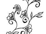 Easy Drawings Of Flowers and Vines 72 Best Leaves and Vines Images Drawings Leaves Paint