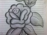 Easy Drawings Of Flowers In Pencil Drawing Drawing In 2019 Drawings Pencil Drawings Art Drawings