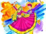Easy Drawings Of Navratri 30 Best Dandiya Images In 2019