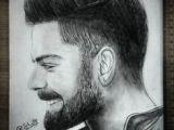 Easy Drawings Of Virat Kohli 17 Best Photograph Images Pencil Art Pencil Drawings Color