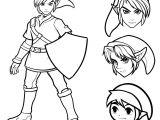 Easy Drawings Of Zelda How to Draw Link Easy Step 9 Phots Drawings Easy Drawings