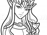 Easy Drawings Of Zelda Legend Of Zelda Drawing Easy